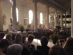 160925 parochiedag kerk